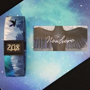 Zox - #0005 To Nowhere - Wristband Strap